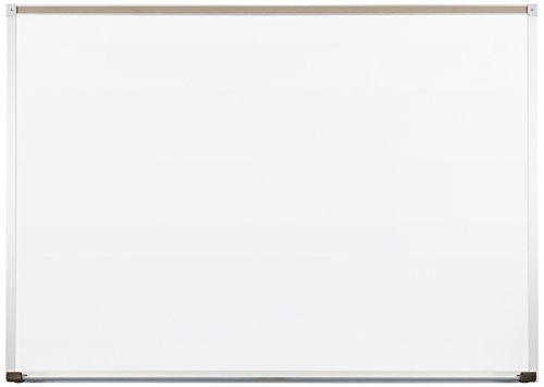 Best-Rite 212AB Deluxe Dura-Rite Dry Erase Whiteboard Aluminum Trim Maprail 2 x 3 Feet