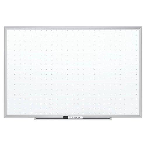 Quartet Dry Erase Board WhiteboardWhite Board 5 x 3 Aluminum Frame Classic Total Erase STE535