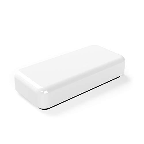 GlasMag Classic Magnetic Eraser for Glass Whiteboards Effortless Erasing Sticks to Your Board Like a Bug on a Leaf No Logo