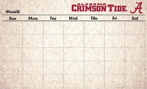 Alabama Crimson Tide 95 x 155 Dry Erase Message Board