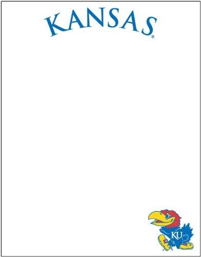 Kansas Jayhawks KU NCAA 8 X 10 Dry Erase Message Board With Marker