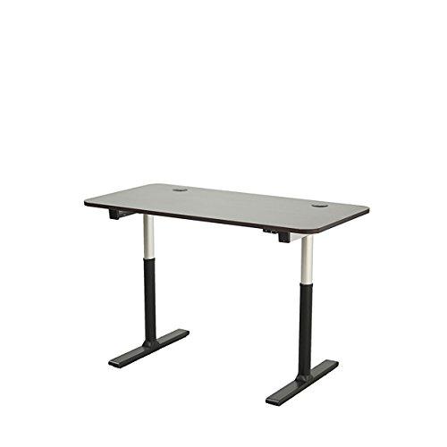 ApexDesk VT60ESS-S Vortex Series 60 Wide 2-Button Electric Height Adjustable Sit to Stand Desk Espresso
