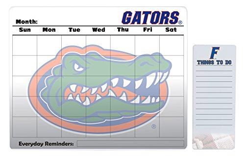 Florida Gators 16 x 20 Dry Erase Calendar Peel and Stick and 4 x 10 Dry Erase Board Peel and Stick