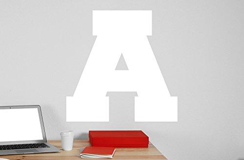 University of Arizona Logo Vinyl Whiteboard Decal 22x22 white