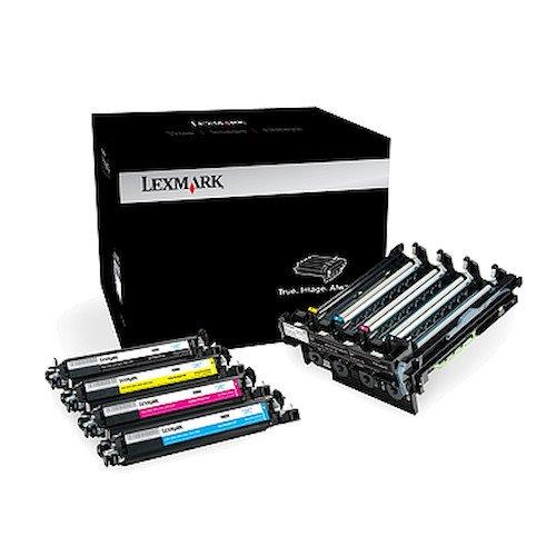 Lexmark 70C0Z50 Black Color Imaging Kit Toner