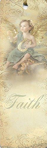 Gift Trenz Faith Angel Tassel Bookmark