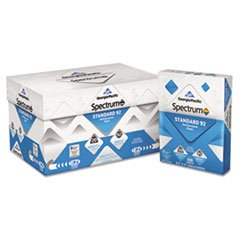 Georgia Pacific 999705 Spectrum Standard 92 Multipurpose Paper 20lb 85 x 11 White 5000 ShtsCtn