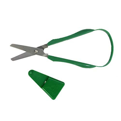 Peta-UK Standard Easi-Grip Scissors Left-Handed
