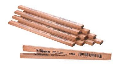 CH Hanson Carpenter Pencil 12 X14 X7  Long Hard Lead