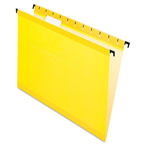 PFX615215YEL - SureHook Hanging Folders