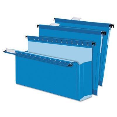 SureHook Reinforced Hanging Box Files 3 Expansion Legal Blue 25Box