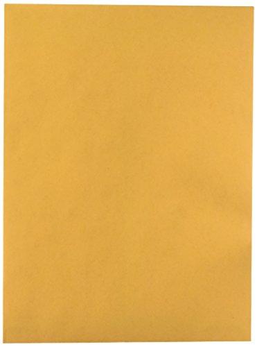 Quality Park 41467 Quality Park Catalog Envelopes HeavyweightGummed 9x12 28lb Kraft 100Box