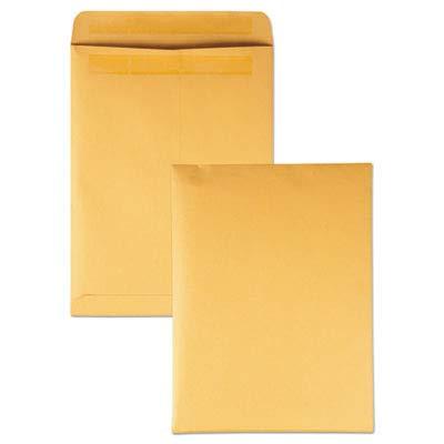 Columbian Catalog Envelopes Self-Seal 9 x 12 Inches Brown Kraft 250 Per Box CO733