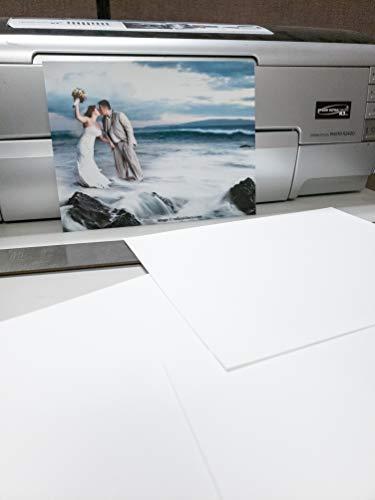 4 X 6 100 Sheets Premium Luster Inkjet Photo Paper