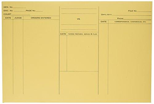 Quality Park 89701 Quality Park Attorneys Envelopes Ungummed 10x14-34 Heavy Cameo Buff100Bx