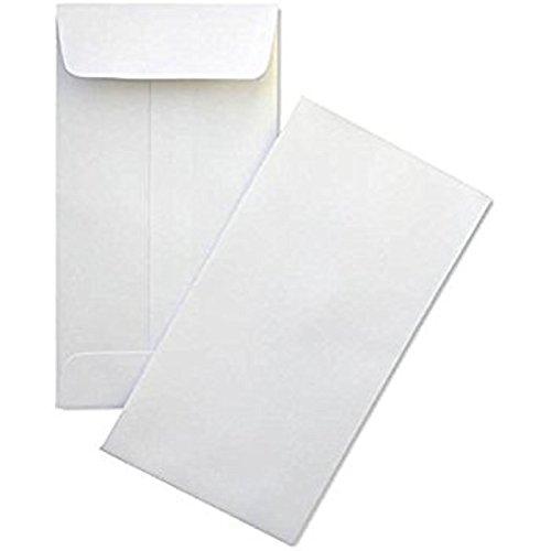 10 Policy Envelope Open End 24lb White 4 18 X 9 12 500box