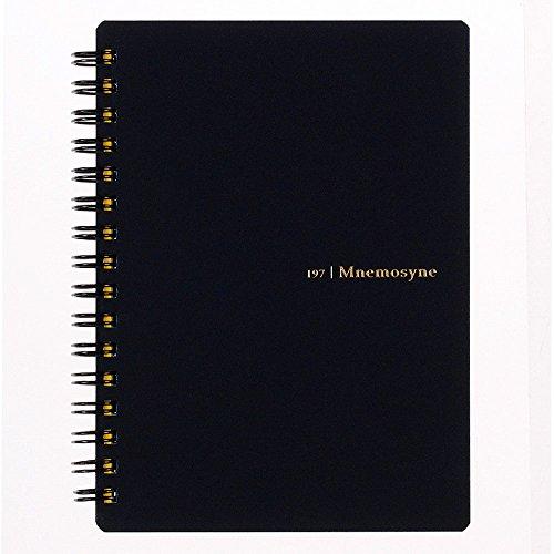 Maruman A6 notebook Nimoshine action calendar N197A 5 volume set