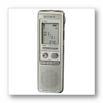 Sony ICDB300 - 64MB Digital Voice Recorder