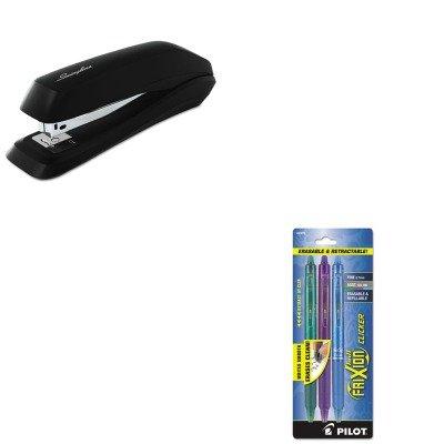 KITPIL31473SWI54501 - Value Kit - Pilot FriXion Clicker Erasable Gel Pen PIL31473 and Swingline Standard Strip Desk Stapler SWI54501