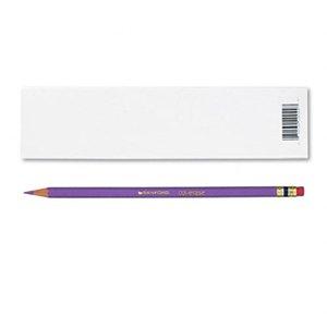 Prismacolor Col-Erase Erasable Colored Pencil PURPLE Set12