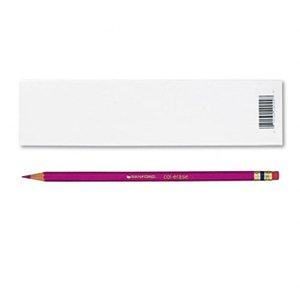 Prismacolor Col-Erase Erasable Colored Pencil ROSE Set12