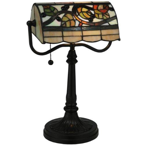 1525H Vineyard Bankers Lamp