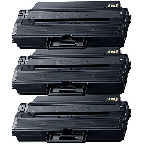 3 Inktoneram Replacement toner cartridges for Samsung D115L MLT-D115L Toner Cartridges Xpress SL-M2820DW SL-M2870FW SL-M2620 SL-M2820 SL-M2670 SL-M2870 SL-M2880FW SL-M2830DW