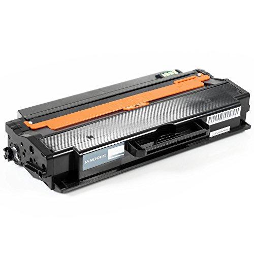 CISinks BLACK Compatible Replacement Laser Toner Cartridge for Samsung MLT-D115L Xpress SL-M2880FW SL-M2830DW M2620 M2670 M2820 M2870