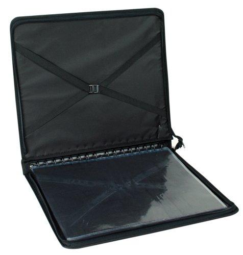 Royal Langnickel RBIND-90 A1 Soft Nylon Presentation Ring Binder Case