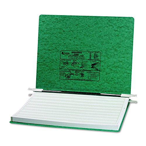ACCO 54076 Data Processing Binder 6-Inch Cap 14-78-Inch x11-Inch Dark Green