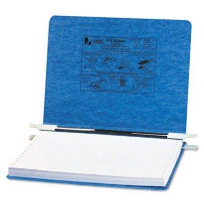 ACCO 54132 Data Processing Binder 6-Inch Cap 12-Inch x8-12-Inch Light Blue