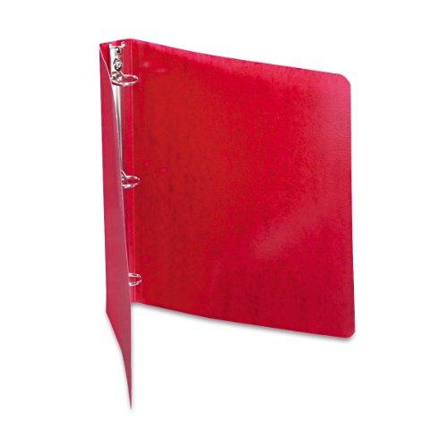 ACCO Presstex 1 Inch Ring Binder 85 x 11 Inch Sheet Size Executive Red A7038619-C