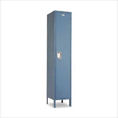 Penco 68021R073 Vanguard Recessed Handle Locker One Tier One Wide 12 x 18 x 60 073 Champagne