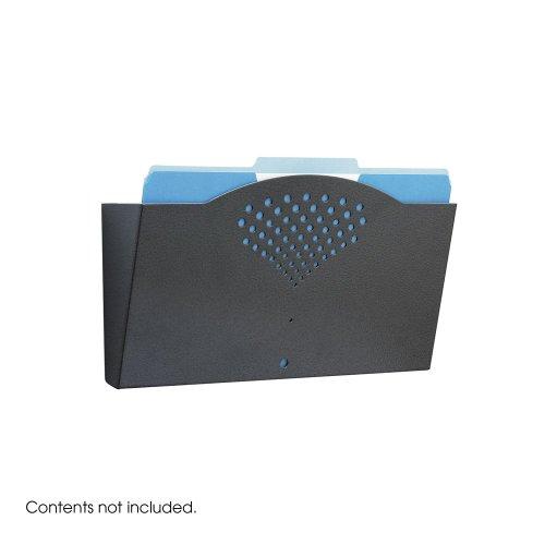 SAF3171BL - Safco Steel Wall Pocket
