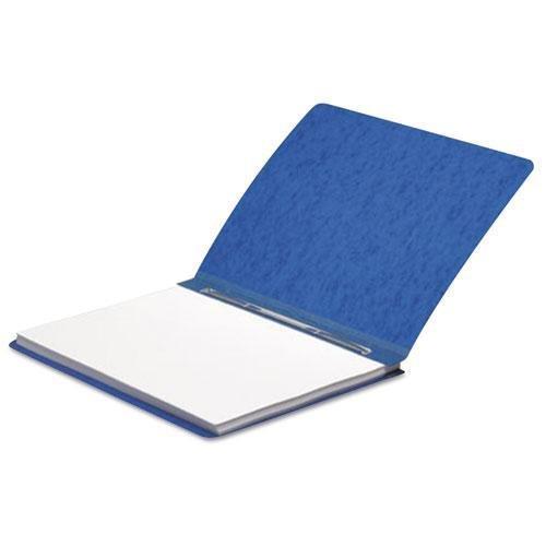 ACCO 25073 Presstex Report Cover Prong Clip Letter 3quot Capacity Dark Blue