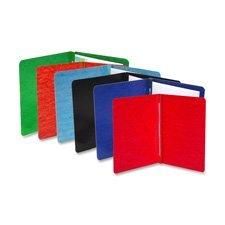 Acco 25076 Presstex Report Cover Prong Clip Letter Size3-Inch Cap Dk Green 1EA