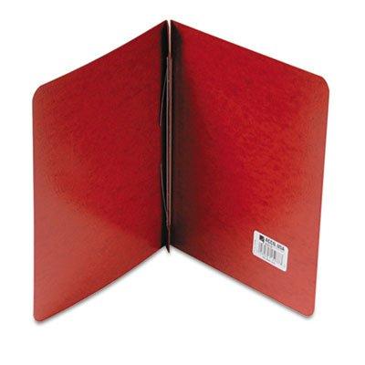 Acco 25078 Presstex Report Cover Prong Clip Letter Size 3-Inch Cap Red 1EA