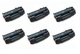 Toner Spot Remanufactured Toner Cartridges Replacement for Xerox PE220 Units 6 Toners Set