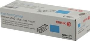 Xerox PhaserR 6140 Cyan Toner 2000 Yield - Genuine OEM toner