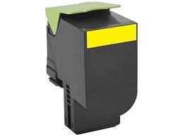 Ink Now Premium Compatible Cartridge C540 C540N C543 C543DN C544 C544DN C544DTN C544DW C544N C546 C546DTN X543 X543DN X544DN X544DTN X544DW X544N X546 X546DTN X548 X548DE X548DTE Yellow C540H1YG for C540H1YG Printers 2000 Yield