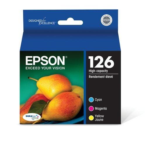 Epson DURABrite Ultra Ink Color Multipack 126 Hig