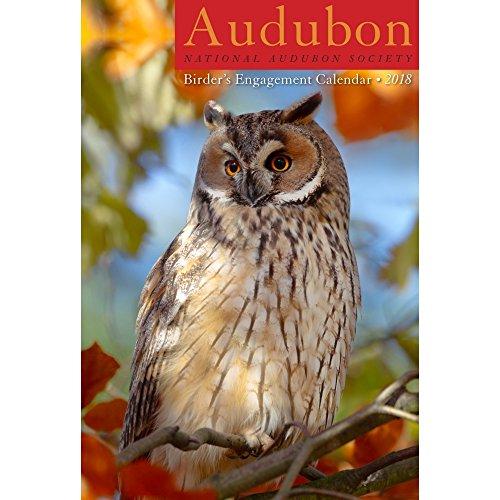 Audubon Birders 2018 Engagement Calendar