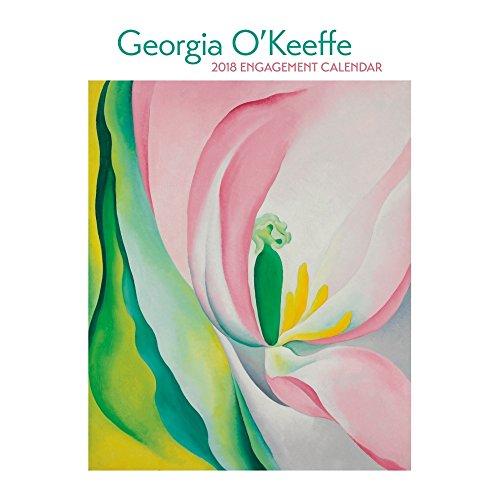 Georgia OKeeffe 2018 Engagement Planner Calendar