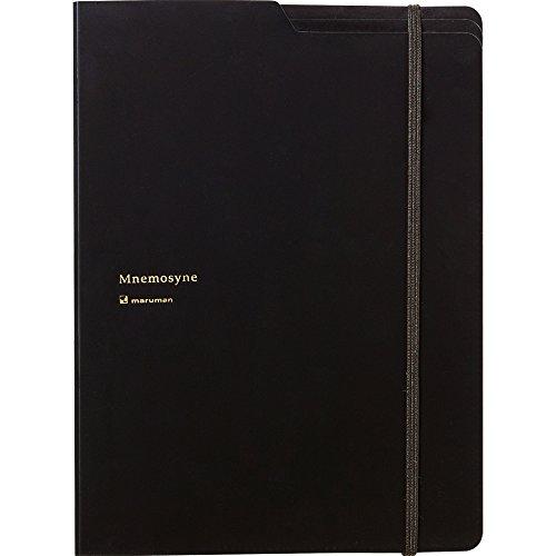 Maruman note pad holder 5 pocket Nymosinet A4 HN 187 FA