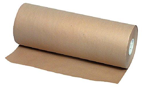 School Smart Brown Kraft Paper Roll 48 W x 1000ft L