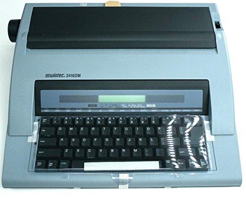 Brand New Swintec 2416DM Electronic Portable Typewriter 128K Memory