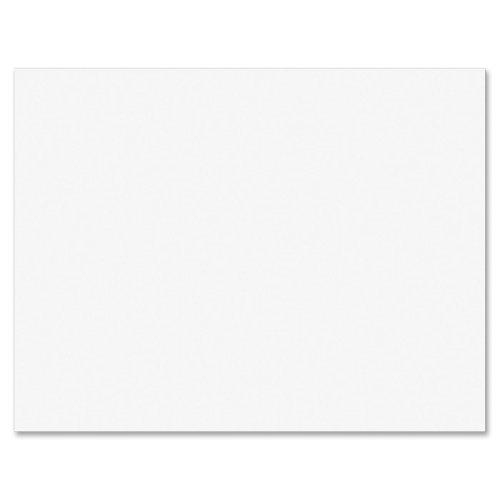 House of Doolittle 402 Executive Doodle Desk Pad Refill - 22quot Width x 17quot Depth - 25 Sheets - Paper - White