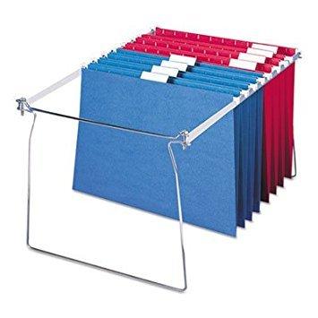 Hanging Folder Frame Letter Size 23-27 Long Steel 2Pack Sold as 2 Each