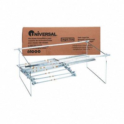 Screw-Together Hanging Folder Frame Legal Size 23-2677 Long 6 FramesBox Sold as 1 Box