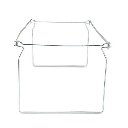 Universal Screw-Together Hanging Folder Frame Letter Size 23-2677 Long 6 FramesBox 67000